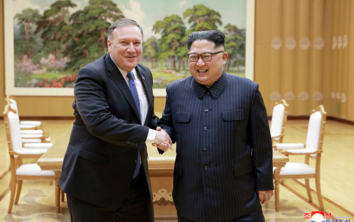 Kuzey Kore ABD'nin salyalarını akıtıyor
