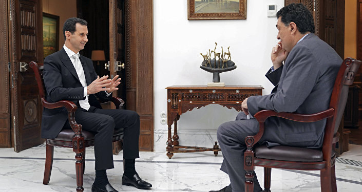 Suriye Devlet Başkanı Beşar Esad, Yunanistan'ın Katimerini gazetesinden Aleksis Papaçelas'ın sorularını yanıtladı.