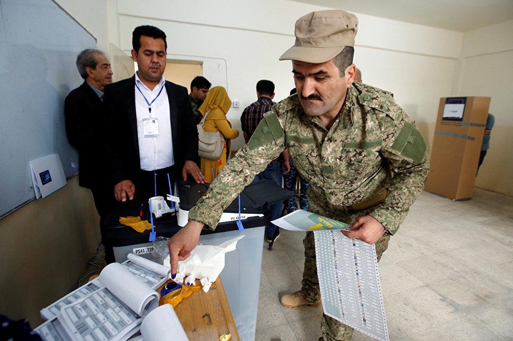 37 milyon nüfuslu Irak'ta, 12 Mayıs Cumartesi günü gerçekleştirilecek genel seçimlerde, 24 milyon seçmen oy kullanma yetkisine sahip. Bu seçimler, tABD işgalinin ardından gerçekleştirilen 5. seçim olma özelliğini de taşıyor