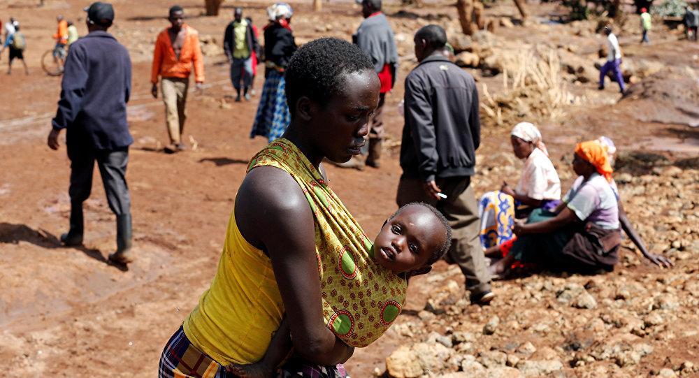 Kenya'da sel faciası