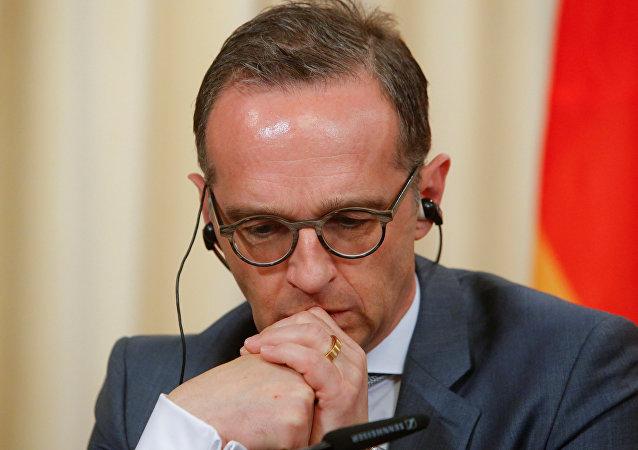 Almanya Dışişleri Bakanı Heiko Mass