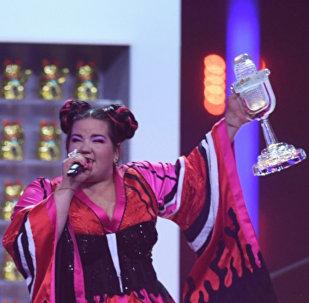 Netta-Toy-İsrail-Eurovision