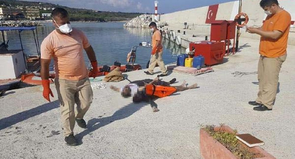 Kuzey Kıbrıs'a 4 sığınmacının cesedi vurdu