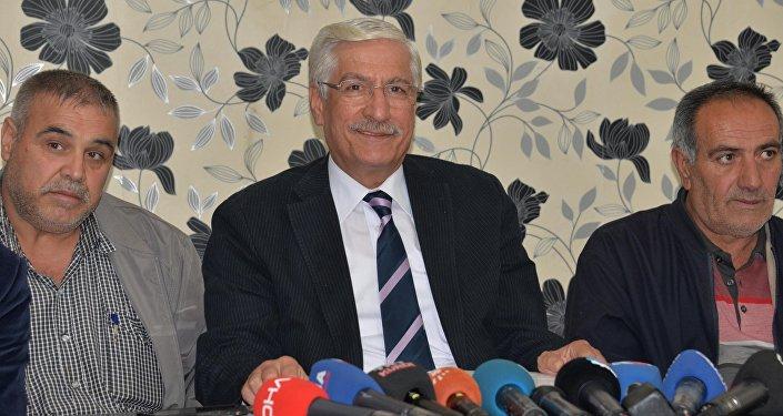 Vatan Partisi Diyarbakır istifa