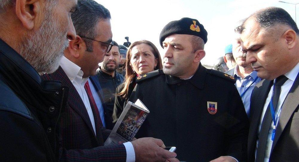 Silivri İlçe Jandarma Komutanı Binbaşı Mustafa Yoldaş