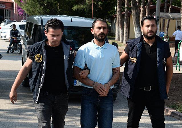'IŞİD'in füzecisi'  Muhammet El Muhammet Ali