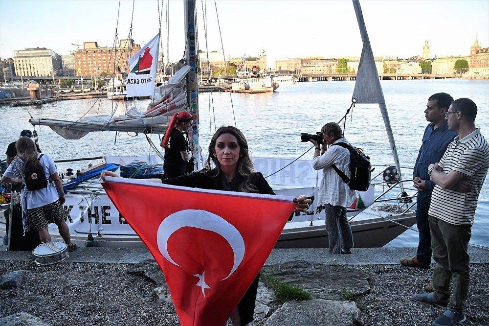 İsveçli ve Norveçli aktivistler, balıkçı tekneleriyle Gazze'ye gidiyor