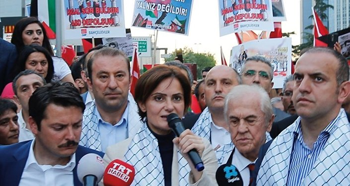 CHP İstanbul İl Başkanı Canan Kaftancıoğlu