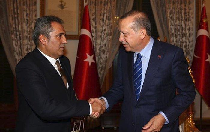 Yavuz Bingöl, Reisi Erdoğan'a şarkı yazdı