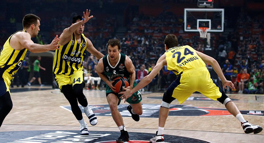 2018 EuroLeague Final Four, Belgrad, Fenerbahçe Doğuş-Zalgiris Kaunas