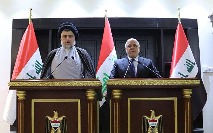 Irak'ta yeni hükümet için '72 saat içinde 4'lü ittifak kurulacak' açıklaması