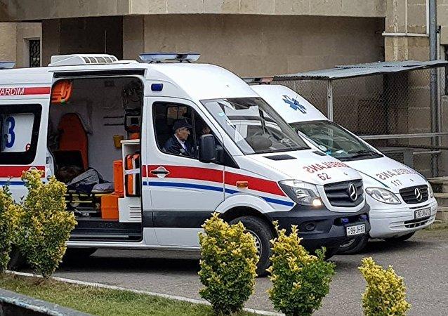 Bakü- Ambulans