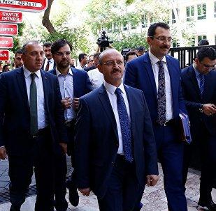 AK Parti aday listesini YSK'ya verdi