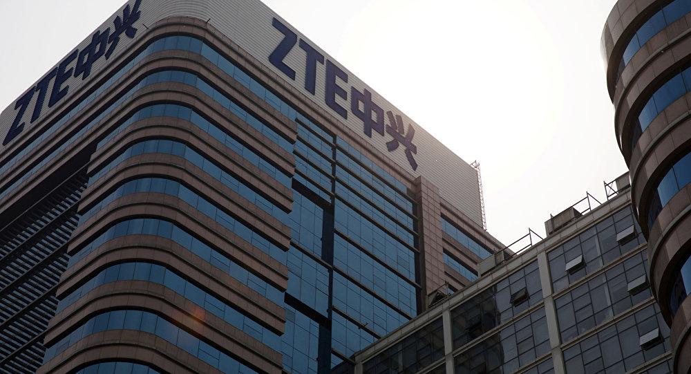 Çinli Telekomünikasyon devi ZTE