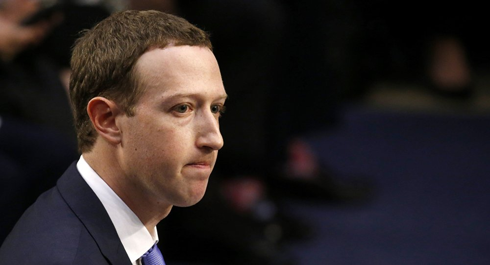 Facebook'a kullanıcıların bilgilerini satma skandalı soruşturması
