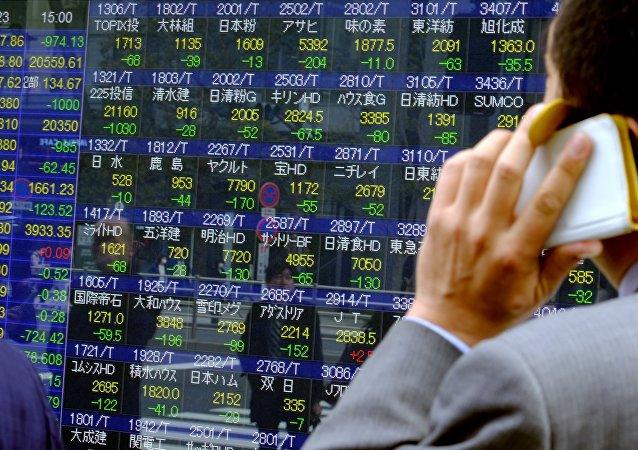 Japonya borsası, borsa