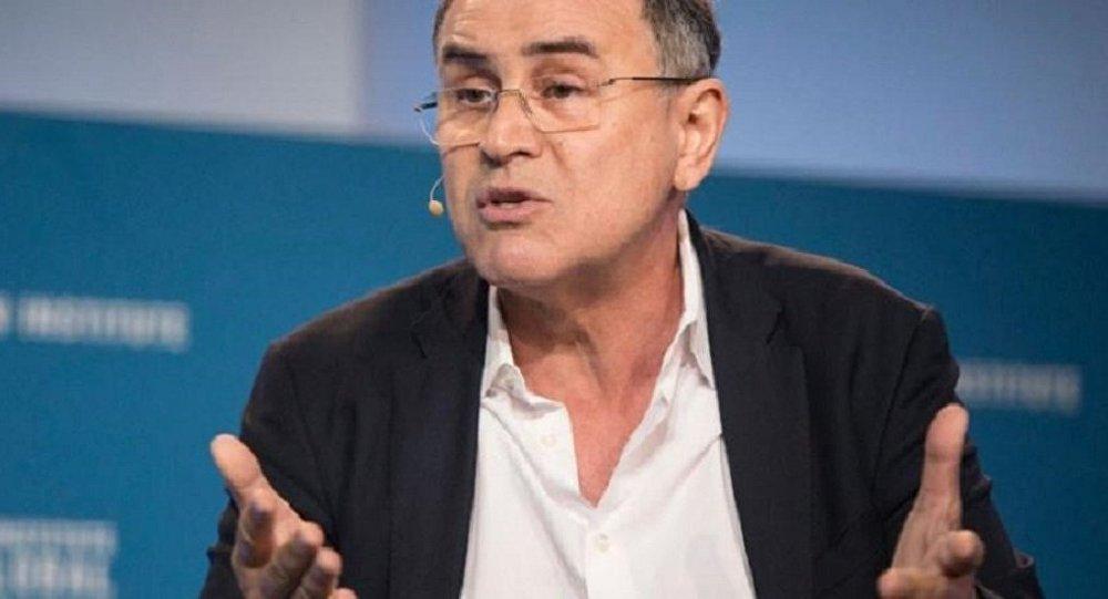 Ekonomist Nouriel Roubini