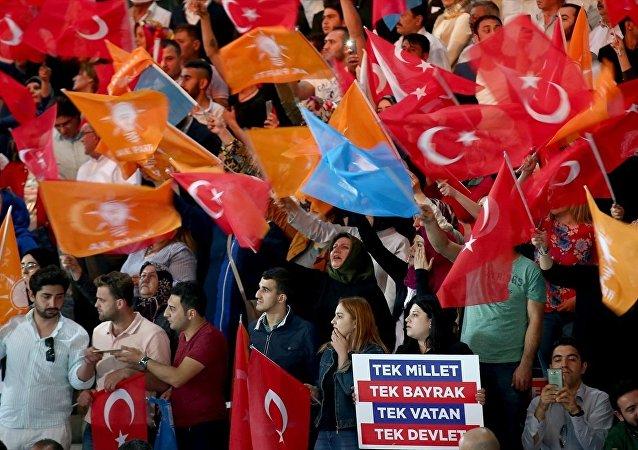 AK Parti, seçmen, beyanname