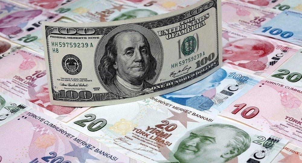 Dolar, Türk Lirası