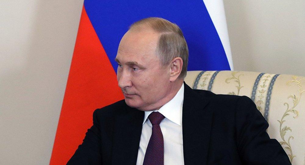 Küresel devleri St. Petersburg Uluslararası Ekonomi Forumuna çeken Putin yaptırımları unutturdu 56