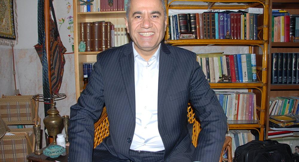KDP Başkanlık Divanı Üyesi Ali Awni,