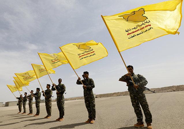 YPG'nin omurgasını oluşturduğu DSG