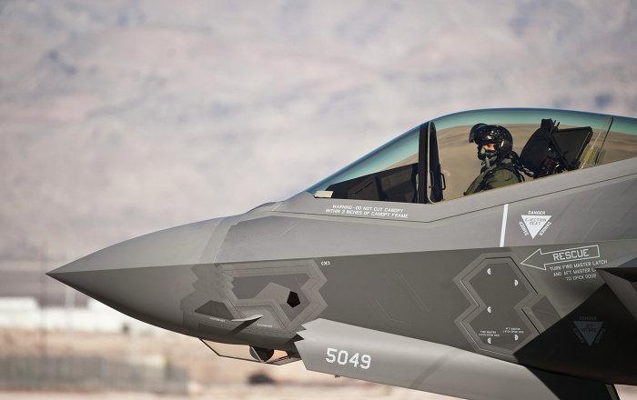 F-35ler, nihai muharebe testleri için uygun bulunmadı 37