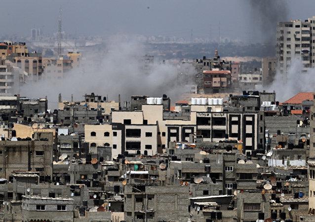 İsrail-Gazze-Hava saldırısı