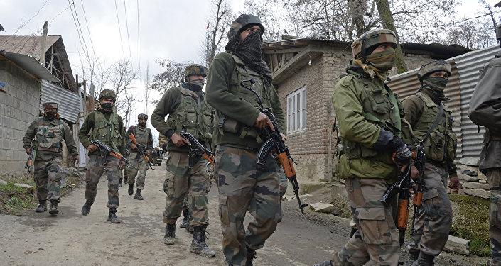 Hindistan askeri-Keşmir