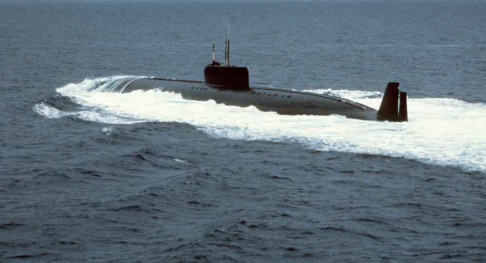 K-162 nükleer denizaltı