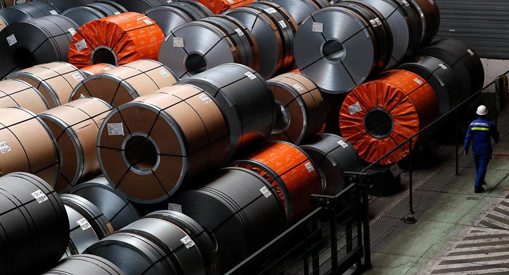 ABDden çelik-alüminyum tokadı, Avrupa Birliğinden rest 85