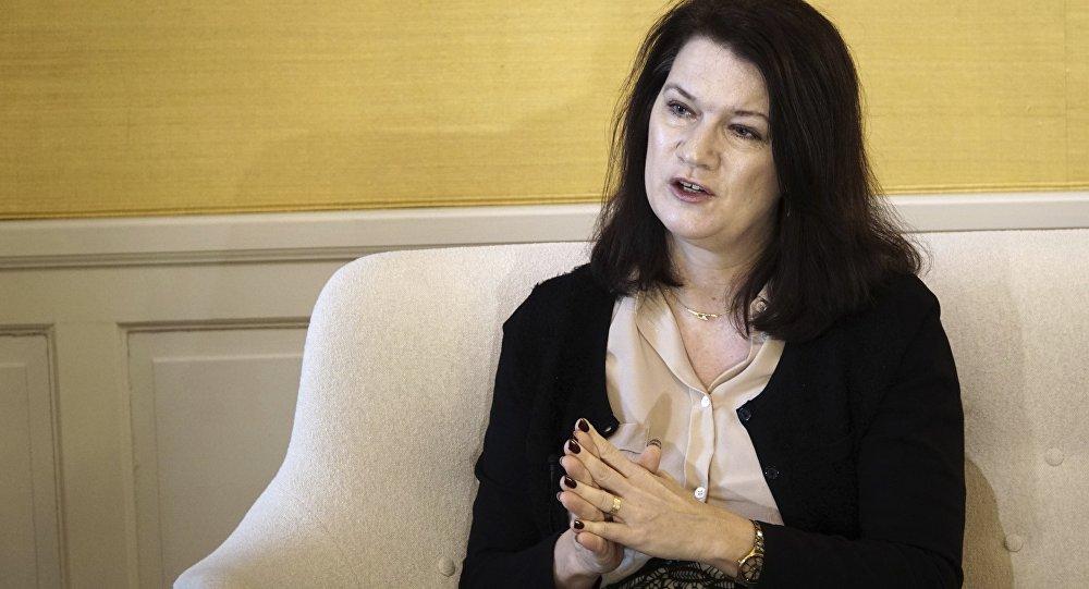 İsveç Avrupa Birliği (AB) ve Ticaret Bakanı Ann Lind