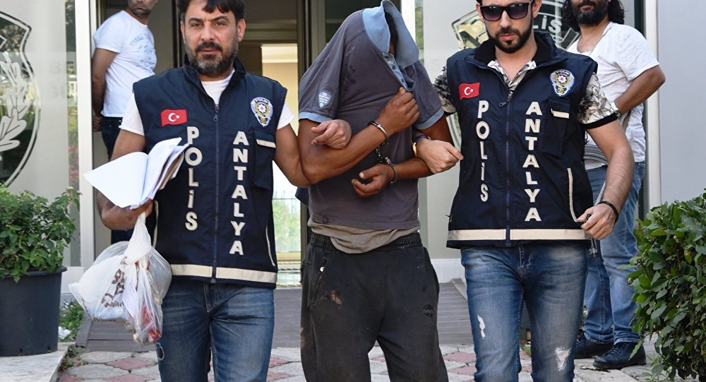 Uyuşturucu alabilmek Atatürk büstlerini çalıp satmış