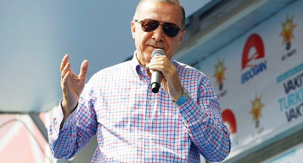 Cumhurbaşkanı Recep Tayyip Erdoğan-Konya