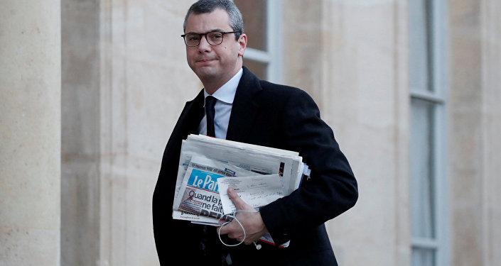 Fransa Cumhurbaşkanı Emmanuel Macron'un özel danışmanı Alexis Kohler
