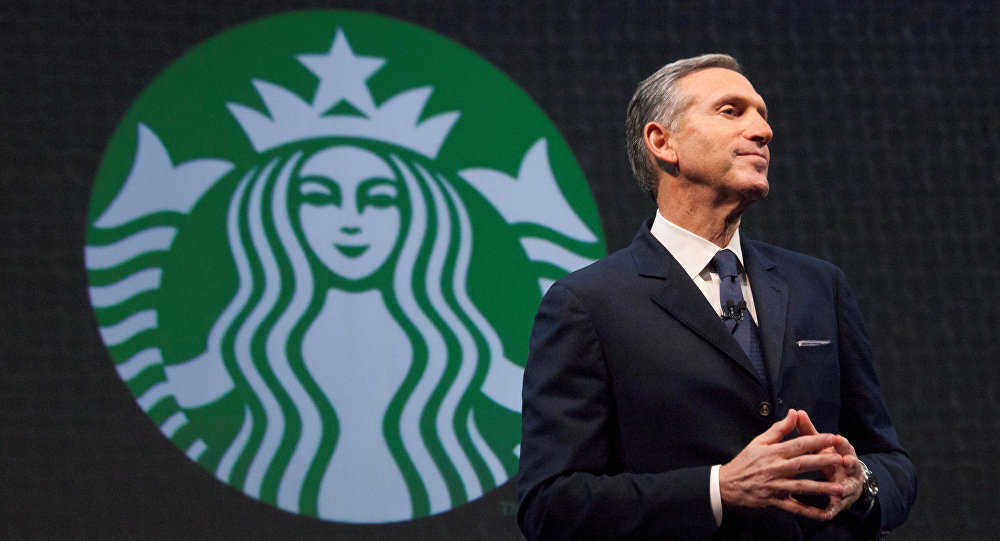 Starbucks CEO'su Howard Schultz