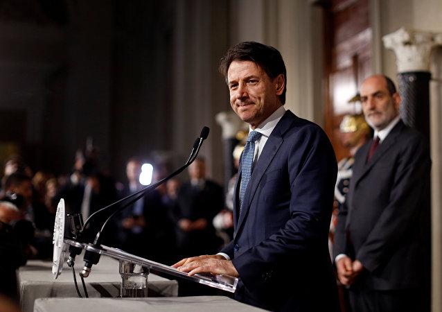 Giuseppe Conte, el nuevo primer ministro de Italia