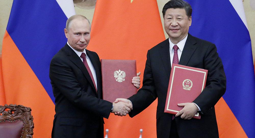 Vladmir Putin ve Şi Cinping
