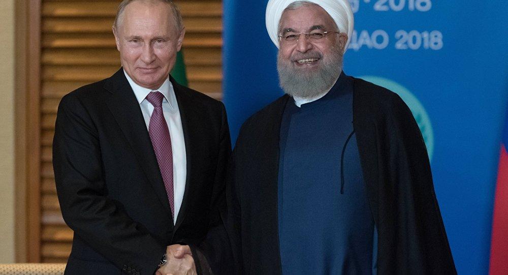 Putin ve Ruhani