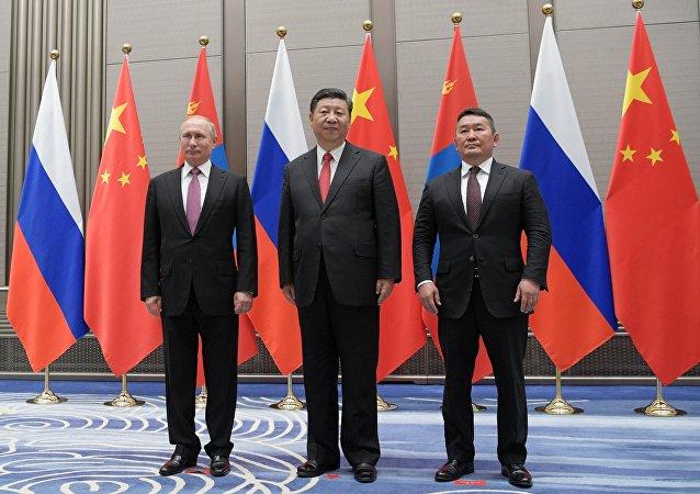 Putin ve Şi