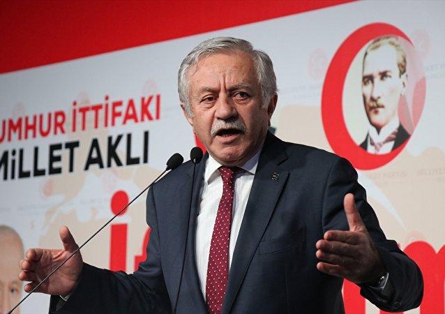 Milliyetçi Hareketçi Partisi Genel Başkan Yardımcısı Celal Adan