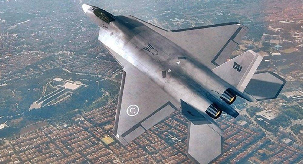 TF-X savaş uçağı