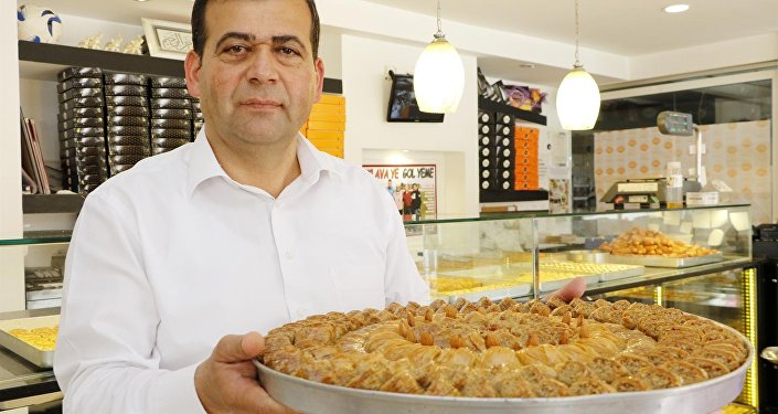 Antalya Pastacılar Esnaf ve Sanatkarlar Odası Başkanı Kerim Üre