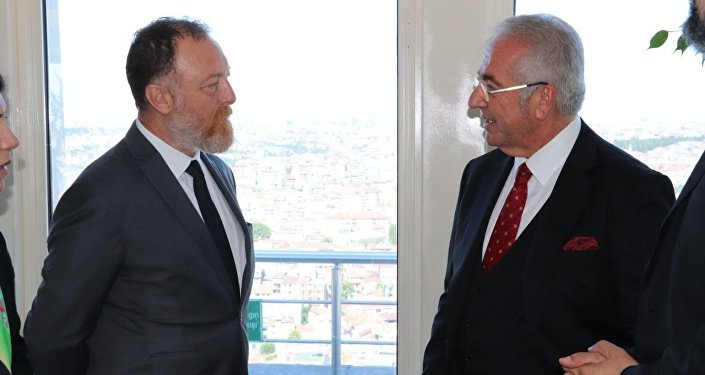 Sezai Temelli - Erol Bilecik - HDP - TÜSİAD