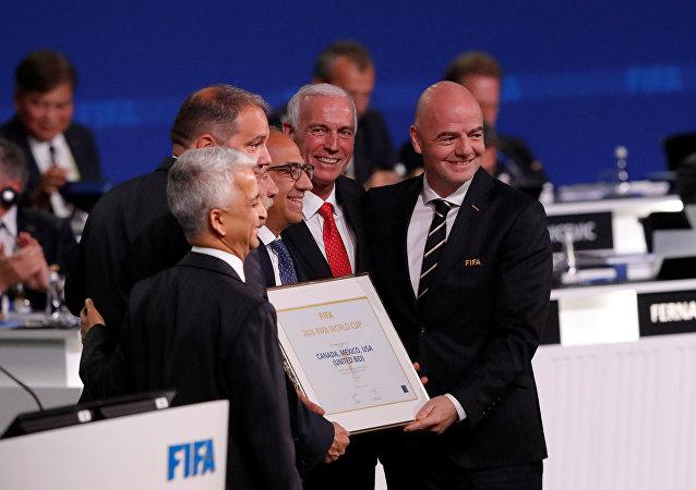 2026 FIFA Dünya Kupası ABD, Kanada ve Meksika'da