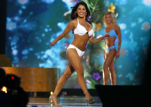 ABD Güzellik Yarışması bikiniye veda etti