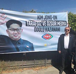 İYİ Parti'den TRT'ye Kim Jong-un 'ödülü'
