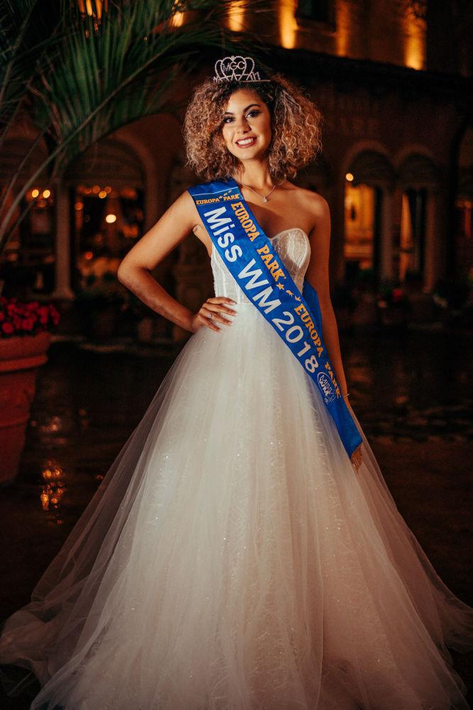 Almanya'da Miss Dünya Kupası 2018 Yarışması