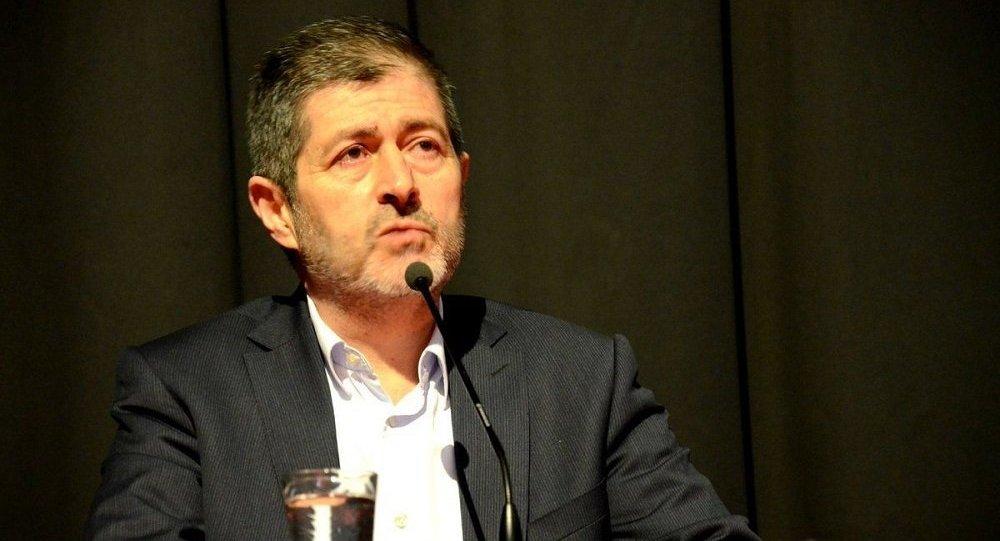 Saadet Partisi İstanbul İl Başkanı Abdullah Sevim