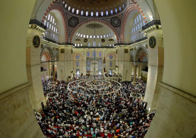 Dünyada Ramazan Bayramı kutlamaları